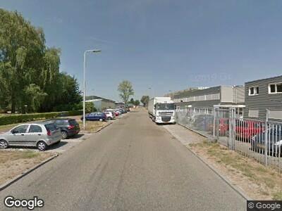 Brandweer naar Nijverheidsweg in Utrecht vanwege een buitenbrand