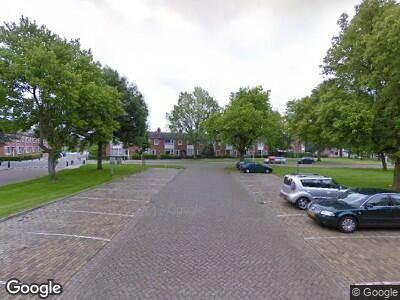Brandweer naar Van der Scheerstraat in Assen