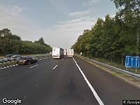 112 melding Politie naar Europaweg in Arnhem vanwege aanrijding met letsel