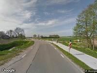 112 melding Ambulance naar Lindeweg in Zwijndrecht