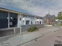 Ambulance naar Kalsdonksestraat in Roosendaal