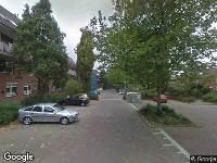 Ambulance naar Adenauerlaan in Vlaardingen