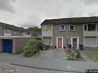 112 melding Ambulance naar Mascagnistraat in Tilburg