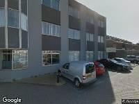 Ambulance naar Struytse Hoeck in Hellevoetsluis