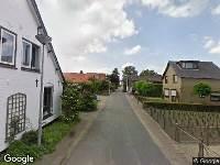 Ambulance naar Erfstraat in Randwijk