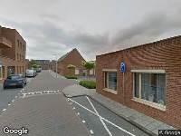112 melding Ambulance naar Merelstraat in Tilburg