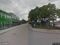 112 melding Brandweer naar Dampten in Hoorn vanwege een liftopsluiting