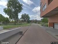 Ambulance naar Berkenplein in Diemen