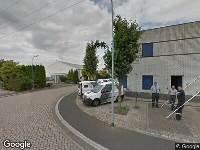 112 melding Ambulance naar Polderweg in Tiel