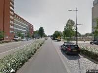 112 melding Besteld ambulance vervoer naar Burgemeester Brokxlaan in Tilburg