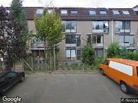112 melding Besteld ambulance vervoer naar Parsifal in Capelle aan den IJssel