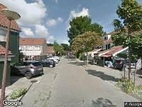 Ambulance naar Pommerenstraat in Alkmaar