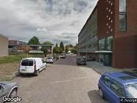 112 melding Ambulance en brandweer naar Karel Doormanstraat in Arnhem vanwege reanimatie