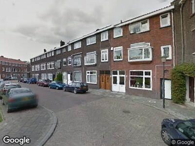 Ambulance naar Sweelinckstraat in Vlaardingen