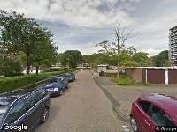 Ambulance naar Heyermansstraat in Spijkenisse