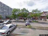 112 melding Brandweer naar Hanoidreef in Utrecht vanwege voertuigbrand