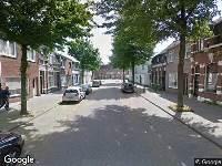112 melding Ambulance naar Nicolaas Pieckstraat in Tilburg