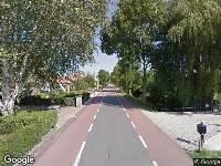 Brandweer naar Dorpsweg in Zijderveld