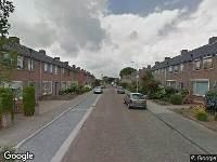 Ambulance naar Prinses Marijkestraat in Elst
