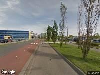 Ambulance en brandweer naar Laan van Decima in Haarlem vanwege voertuigen te water