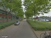 112 melding Brandweer naar Thomas R. Malthusstraat in Amsterdam vanwege brand