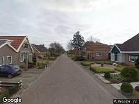 Ambulance naar Driestedenweg in De Weere