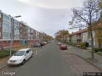 112 melding Brandweer naar Hadewijchstraat in Alkmaar vanwege waarnemen gaslucht