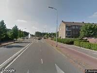 Brandweer naar Leenderweg in Eindhoven vanwege verkeersongeval