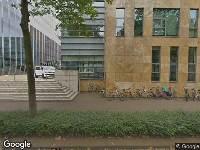 112 melding Brandweer naar David Ricardostraat in Amsterdam