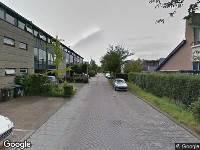 Ambulance naar Wilhelmina Druckerweg in Culemborg