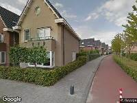 Ambulance naar Sint Helena in Zoetermeer