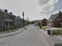 Ambulance naar H. Hartstraat in Best