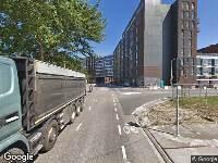 112 melding Ambulance naar Haparandaweg in Amsterdam