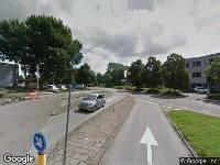 112 melding Brandweer naar Campus in Zwolle