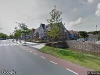 Brandweer naar De Ruy in Oostvoorne vanwege waarnemen gaslucht