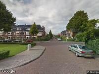 Brandweer naar Meindert Hobbemastraat in Heemstede