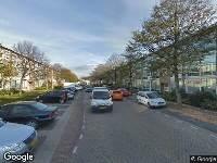 Ambulance naar Jan Barendselaan in Poeldijk
