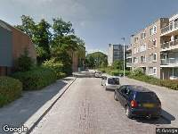 112 melding Brandweer naar Goudesteinlaan in Utrecht vanwege wateroverlast