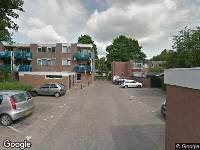 Ambulance naar Beesdestraat in Rotterdam
