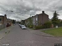 112 melding Besteld ambulance vervoer naar Van Ghentstraat in Arnhem