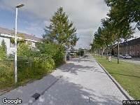 Ambulance naar Mr. Arend van der Woudenslaan in Rotterdam