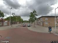 Ambulance naar Louis Couperusstraat in Amsterdam