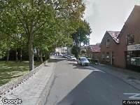 Ambulance naar Kerkplein in Oostvoorne
