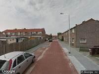 112 melding Ambulance naar Piet Heinstraat in Alphen aan den Rijn