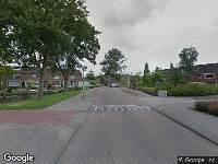 Brandweer naar Heesterlaan in Gouda vanwege afhijsen patient