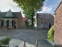 112 melding Ambulance naar Janzenstraat in Den Helder