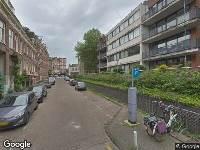 112 melding Ambulance naar Oetewalerstraat in Amsterdam