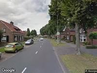 Ambulance naar Willem Passtoorsstraat in Zundert