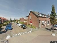 Ambulance naar Bakkersstraat in Tiel