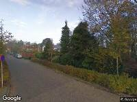 Ambulance naar Admiraal Helfrichlaan in Wassenaar
